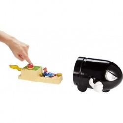 Pista De Autos Hot Wheels Mariokart Bill Bala Con Lanzador (Entrega Inmediata)