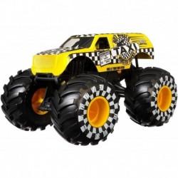 Hot Wheels Auto Carro Monster Trucks Taxi Escala 1:24 (Entrega Inmediata)