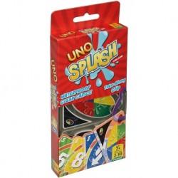Cartas Uno Splash Waterproof Original Mattel Incluye Llavero (Entrega Inmediata)