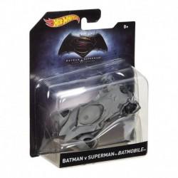 Batman Batimóvil Auto Hot Wheels Batman V Superman Colección (Entrega Inmediata)