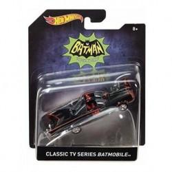 Autos Hot Wheels Batimovil Batman Serie Clásica Tv Colección (Entrega Inmediata)