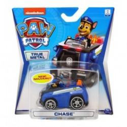 Auto Vehículo Paw Patrol True Metal Metálico Chase Original (Entrega Inmediata)