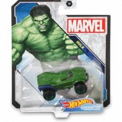 Auto Hot Wheels Marvel Hulk Carro Colección Nuevo Modelo (Entrega Inmediata)