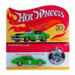 Autos Hot Wheels Hemi Barracuda 5/5 Original Colección (Entrega Inmediata)