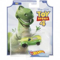 Auto Hot Wheels Toy Story 4 Disney Pixar (Entrega Inmediata)