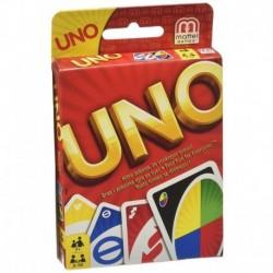 Cartas Juego Uno Original Mattel Juego De Mesa Clasico (Entrega Inmediata)