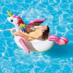 Flotador Unicornio Grande Intex 57556 Piscina Playa 147 Cm (Entrega Inmediata)