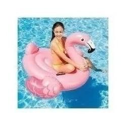 Flotador Inflable Mediano Piscina Flamingo Rosa (Entrega Inmediata)