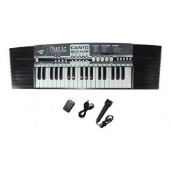Piano Teclado Electrónico Canto 37 Teclas (Entrega Inmediata)