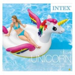 Flotador Intex 57281 Mega Unicornio Multicolor (Entrega Inmediata)