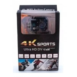 Camara 4k Ultra Hd Dv Sports 16 Mp (Entrega Inmediata)