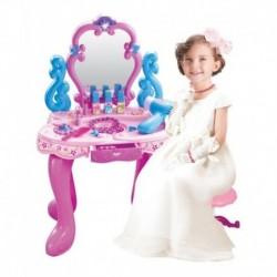 Hermoso Tocador Para Niña Luces Y Sonidos Juguete Infantil (Entrega Inmediata)