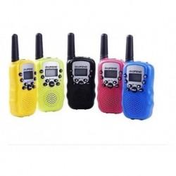 Boquitoquis Baofeng Bf -t3 Radio Teléfono Inalambrico 5k X2 (Entrega Inmediata)