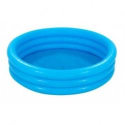 Piscina Inflable Intex 168x38 Color Azul (Entrega Inmediata)