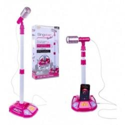Micrófono Karaoke Juguete Para Niña Con Mp3 (Entrega Inmediata)