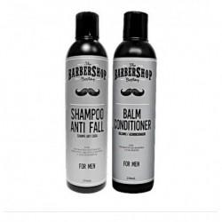 Shampoo + Acondicionador Barba Barbers (Entrega Inmediata)