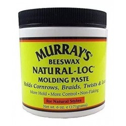 Cera Crema Natural Loc Murray´s (Entrega Inmediata)