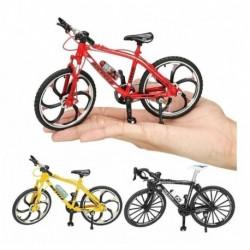 Bicicleta A Escala De Coleccion Todoterreno 1:10 (Entrega Inmediata)