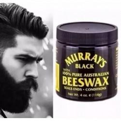 Cera Murray`s Beeswax Black Cabello Neg (Entrega Inmediata)