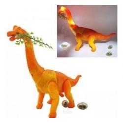 Dinosaurio Cuello Largo Movimiento (Entrega Inmediata)