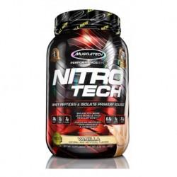 Nitro-tech Performance 2lb - Muscletech + Envío Gratis (Entrega Inmediata)