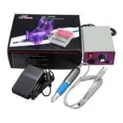 Pulidor De Uñas Eléctrico De 25000 Manicure Set Dril (Entrega Inmediata)