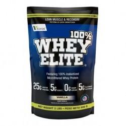 100% Whey Elite 2 Lbs Vitanas Whey Gold 2lb Libras Proteína (Entrega Inmediata)
