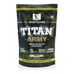 Titan Army 5lb Proteina Hipercalo Volumen (Entrega Inmediata)