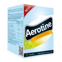 Aerotine X 60 Cápsulas Healthy (Entrega Inmediata)