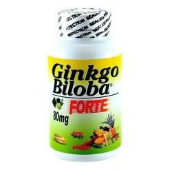 Gingko Biloba Forte X 50 Cápsulas , 80mg (Entrega Inmediata)