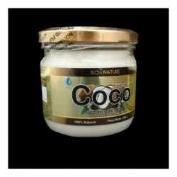 Aceite De Coco Orgánico Extra Virgen 100% Natural (Entrega Inmediata)