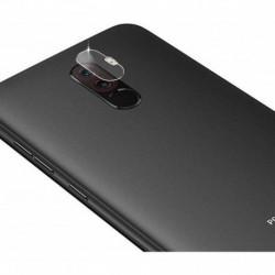 Vidrio Protector Lente De Cámara Trasera Xiaomi Pocophone F1 (Entrega Inmediata)