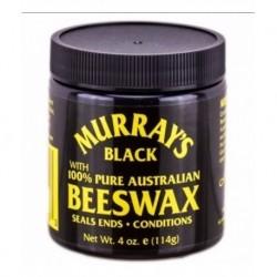 Cera Americana Para Barba Y Cabello Murrays Black Beeswax (Entrega Inmediata)