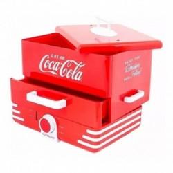 Máquina Para Perros Coca-cola Nostalgia Roja Original (Entrega Inmediata)