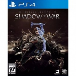 Shadow Of War Ps4 Middle Earth Fisico Juego Playstation 4 (Entrega Inmediata)