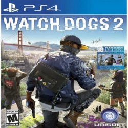 Watchdogs 2 Ps4 Watch Dogs 2 Ps4 Fisico Juego Playstation 4 (Entrega Inmediata)
