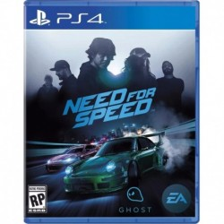 Need For Speed Ps4 Formato Fisico Juego Playstation 4 (Entrega Inmediata)