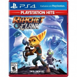 Ratchet And Clank Ps4 Juego Playstation 4 Fisico (Entrega Inmediata)
