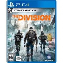 The Division Ps4 Tom Clancys Fisico Juego Playstation 4 (Entrega Inmediata)