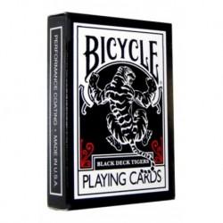 ¡ Cartas Bicycle Black Tigger Baraja Poker Magia Original !! (Entrega Inmediata)