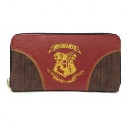 Harry Potter Escuela Hogwarts Billetera Cartera Para Mujer (Entrega Inmediata)