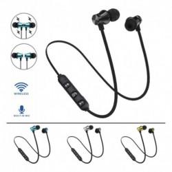 Audifonos Auriculares Bluetooth Deportes Magnetico Antisudor (Entrega Inmediata)