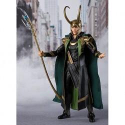 Loki Avengers S.h.figuarts Bandai Vengadores Marvel (Entrega Inmediata)
