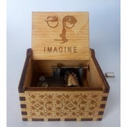 John Lennon Imagine Caja Musical (Entrega Inmediata)