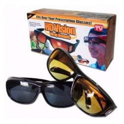 Combo Gafas Hd Vision 2 X 1 Dia Y Noche (Entrega Inmediata)