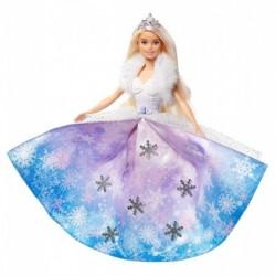 Barbie Dreamtopia Princesa Nieve Vestido Mágico Mattel Ghk26 (Entrega Inmediata)