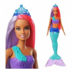 Barbie Muñeca Sirena Mattel Fjc92 Dreamtopia (Entrega Inmediata)