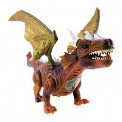 Dinosaurio Con Luces Y Sonido Dragón Ref. 6659 (Entrega Inmediata)