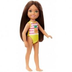 Muñeca Barbie Club Chelsea Surtido De Playa Gln73 (Entrega Inmediata)