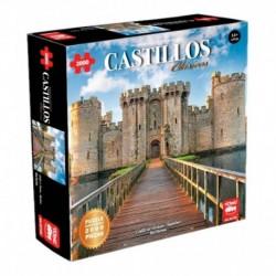 Rompecabezas 2000pcs Castillos Clásicos (Entrega Inmediata)